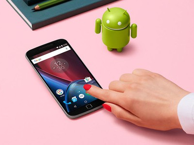 ���������� ��� Moto G4 � G4 Plus �� Android 7.0 ��������� ���������
