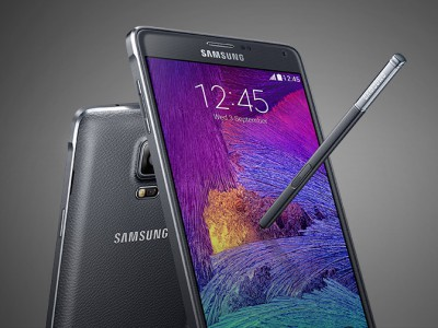 Samsung Galaxy Note 4 ������� ���������� � ���������� ���������