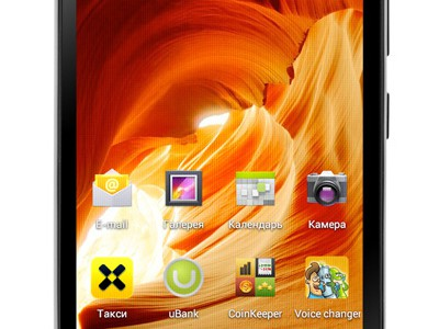 Fly IQ441 Radiance � ������ �������� �� ������ Fly �� ��������� Android 4.0
