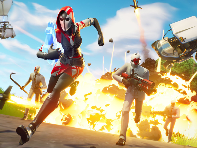 konsol prisoedinilas k android ios nintendo switch xbox one windows i mac rech idyot ne tolko o krossplatformennom multipleere fortnite - fortnite ps4 switch