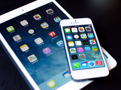 Apple iOS 7 ����������� �� 89,7% iPhone � 84,8% iPad