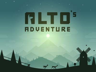 ��������� ������ Alto's Adventure ��������� � Google Play