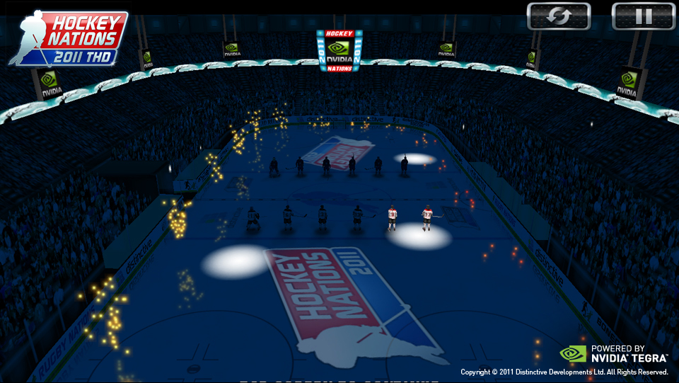 Hockey Nations 2012 Для Android