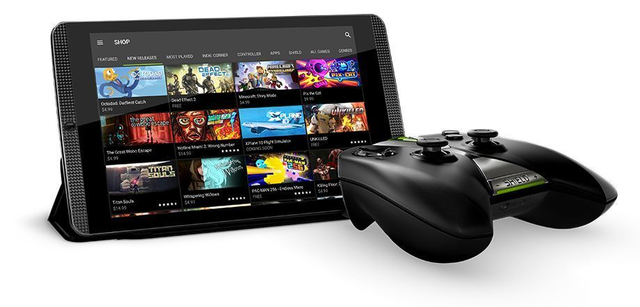 NVIDIA SHIELD Tablet K1 obnovitsya do Android 7.0 v blizhayshie nedeli