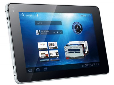 Huawei MediaPad ������� Android 4.0 ice Cream Sandwich