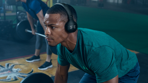 UA Sport Wireless Train
