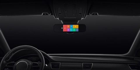 Xiaomi Mi Smart Rearview Mirror