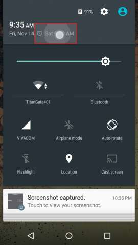 New Android Lollipop, which is useful to know