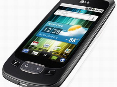 LG Optimus One ������� �������� � ����� ���