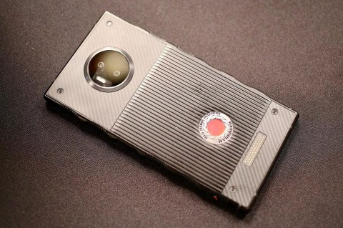 RED Hydrogen data-One