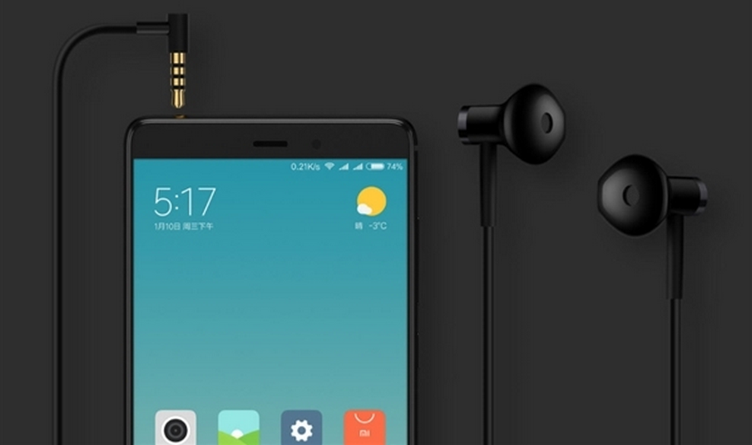 Xiaomi Dual-Unit Half-Ear Headphone