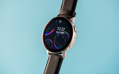 Пять фишек Samsung Galaxy Watch Active2
