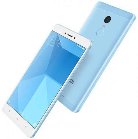 Redmi Note 4X Blue 1