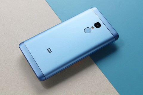 Redmi Note 4X Blue