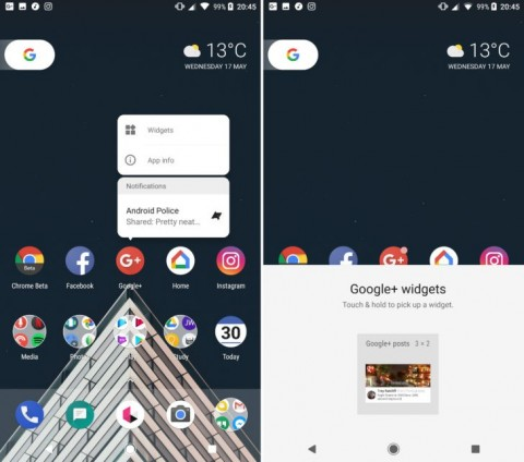 Google Android O