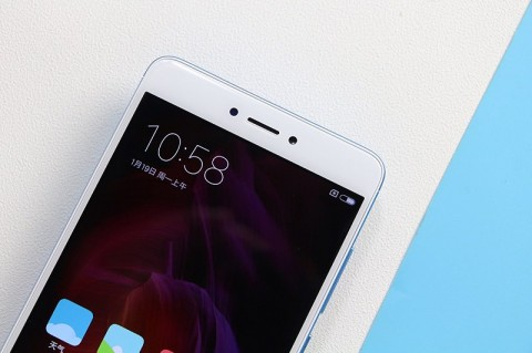 Redmi Note 4X Blue 3