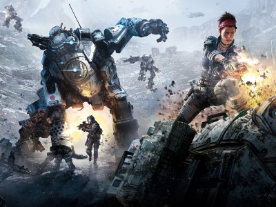 Новые Titanfall, Battlefield и Mass Effect Andromeda