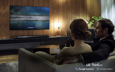 LG ThinQ AI TV