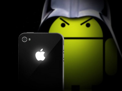 ������ ����� iPhone ������� ���������� ������������� Android � Google