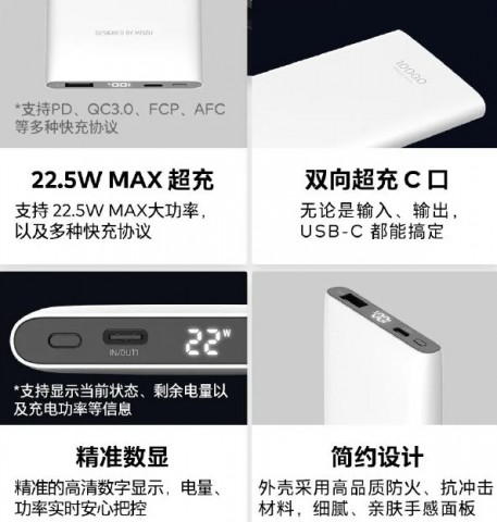 Meizu Supercharged