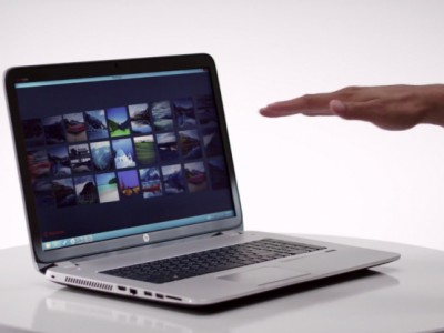 HP ����� ����������� ������ ����������� � ����������� Leap Motion