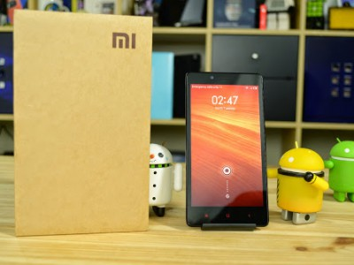 Xiaomi ������ �� ����������� Redmi Note