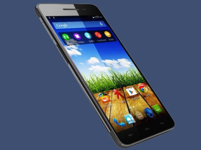 Micromax Canvas 4 Plus: AMOLED-����� � ������������� ���������