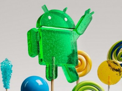 ����� Android 5.0 Lollipop ������� �� 3 ������