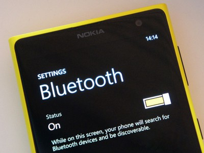 � Windows Phone 8.1 Update 2 �������� ��������� ����� ���������� Bluetooth