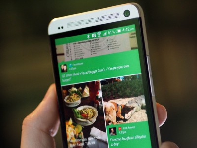 HTC One (M7) ����� �������� ���������� �� Android 5.0 � ������