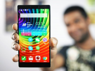 Lenovo Vibe Z2 Pro ����� ����������� �� Android Lollipop