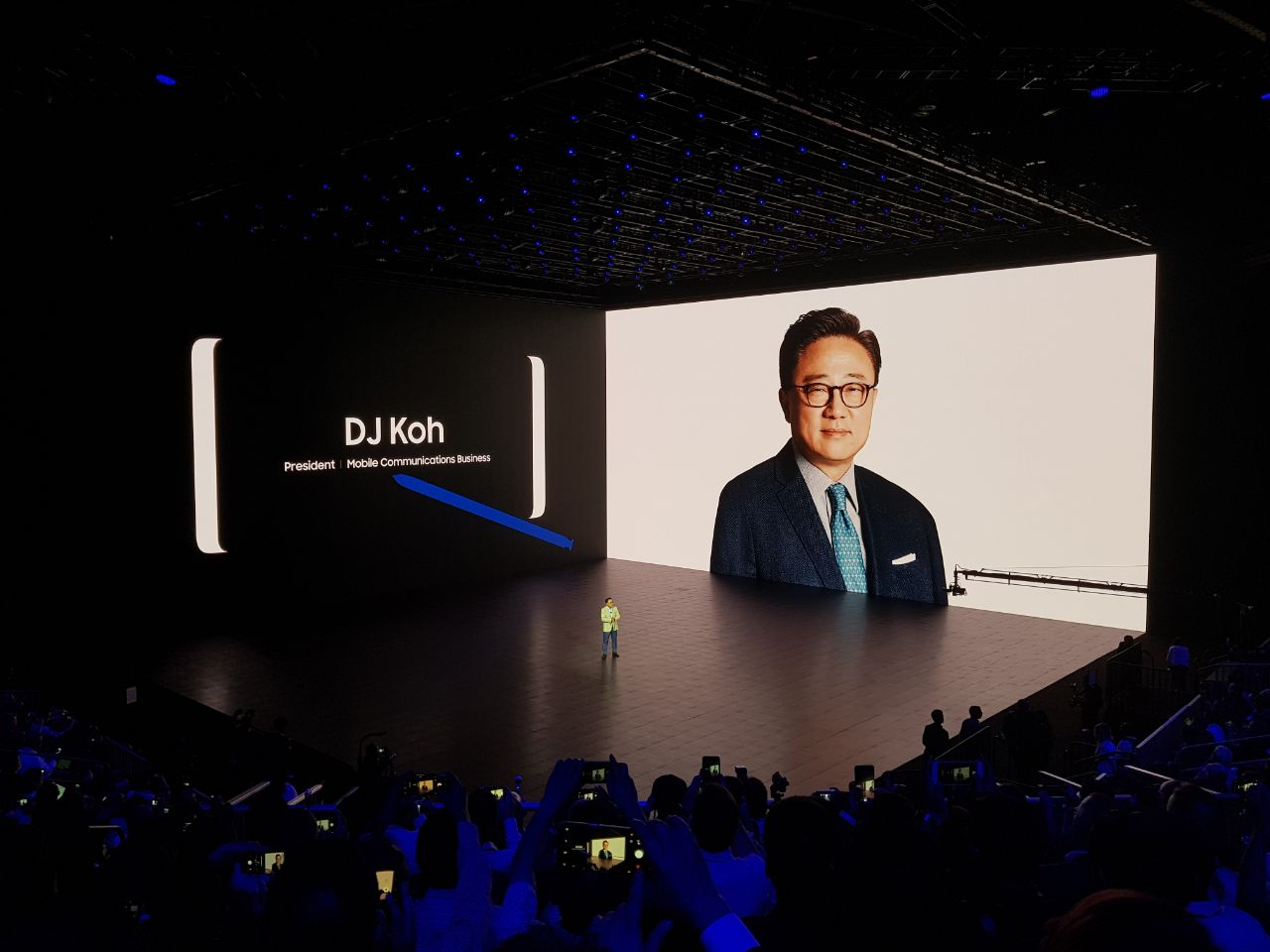 Samsung Galaxy Note 8 Report From The Presentation Of The Flagship Gadgets F