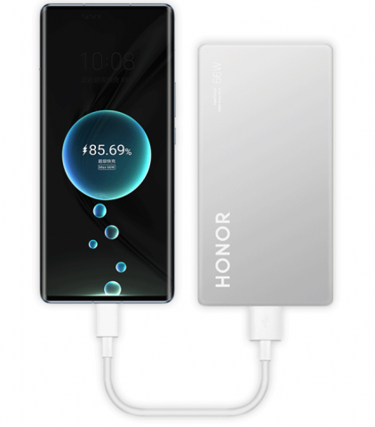 HONOR Super Fast Power Bank 12000