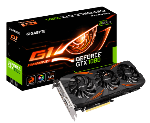 Gigabyte GeForce GTX 1080 G1 <a href=