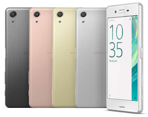 Для Sony Xperia X Performance вышла релизная версия Android 7.0