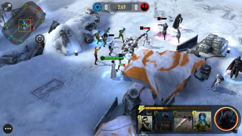 Netmarble Games анонсирует мобильную MOBA Star Wars: Force Arena