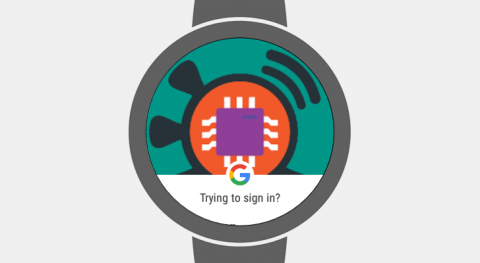 В Android Wear появилась поддержка двухэтапной аутентификации Google