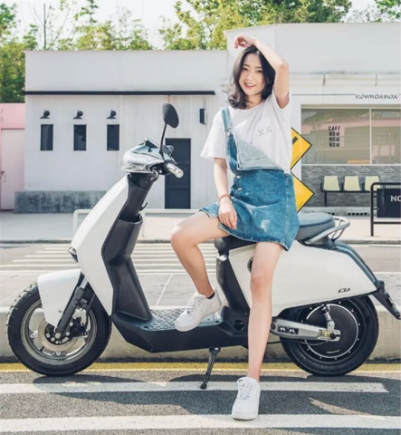 Super Soco CU Electric Smart Scooter