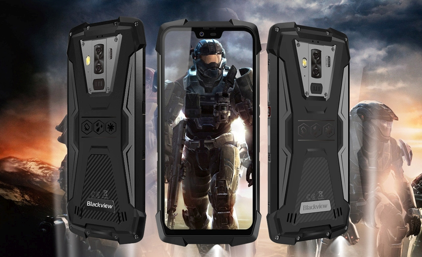 Blackview BV9700 Pro: Eight-core processor, 4380 mAh battery and
