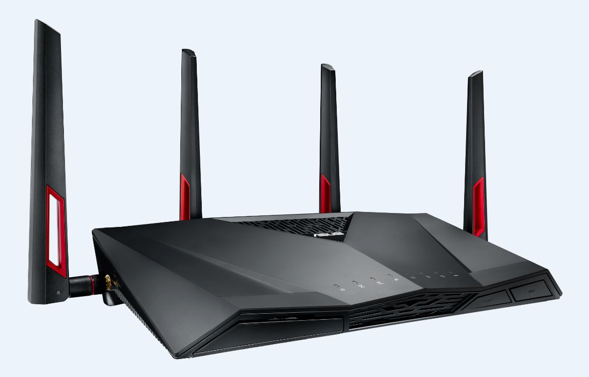 Wi-Fi маршрутизатор ASUS