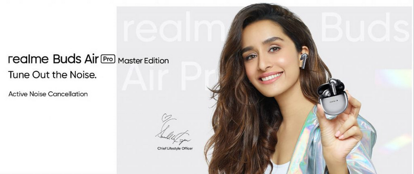 realme Buds Air Pro Master Edition